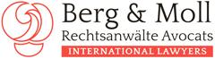 Berg & Moll Rechtsanwälte Avocats  Logo