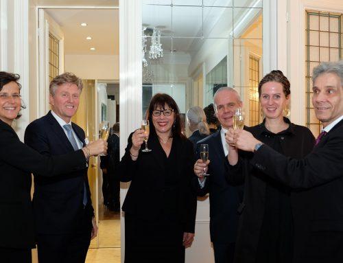 Lancement à Paris de notre nouveau Cabinet Berg & Moll Rechtsanwälte Avocats !