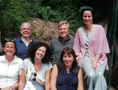 Berg & Moll retraite dans le Palatinat (Pfalz)